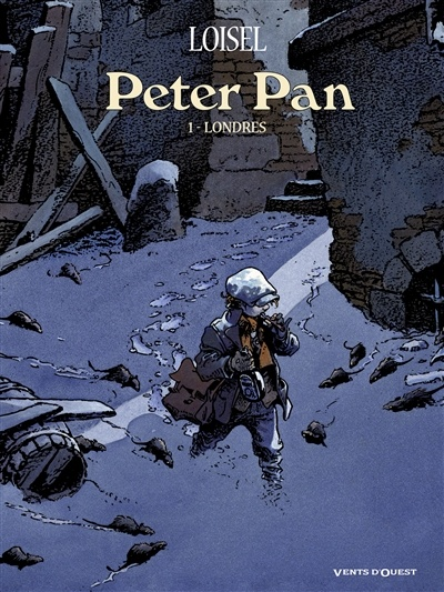 Peter Pan : Londres (BD)