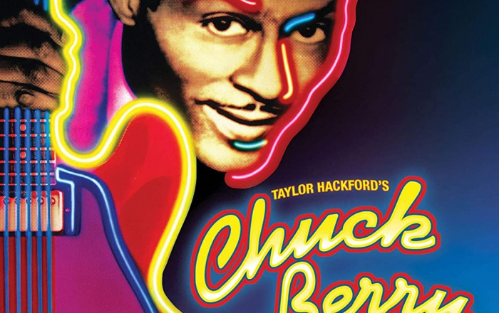 Chuck Berry - Hail! Hail! Rock'n'Roll (DVD)